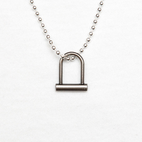 U-Lock Necklace