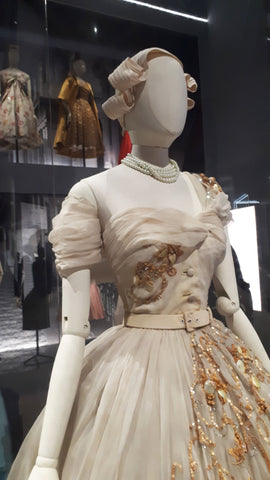 Princess Margaret Dior Dress