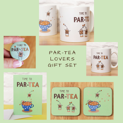 Par-TEA Lovers Gift Set - fizzi~jayne