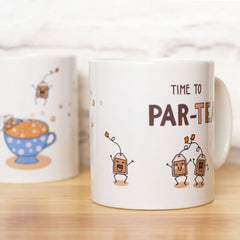 Time to Par-Tea Mug