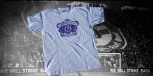 "Load image into Gallery viewer, ""ARMATA VIOLA"" T-SHIRT (Mauve of Wit)"