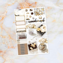 Load image into Gallery viewer, Serene sampler stickers - for Happy Planner, Erin Condren Vertical and Horizontal Planners