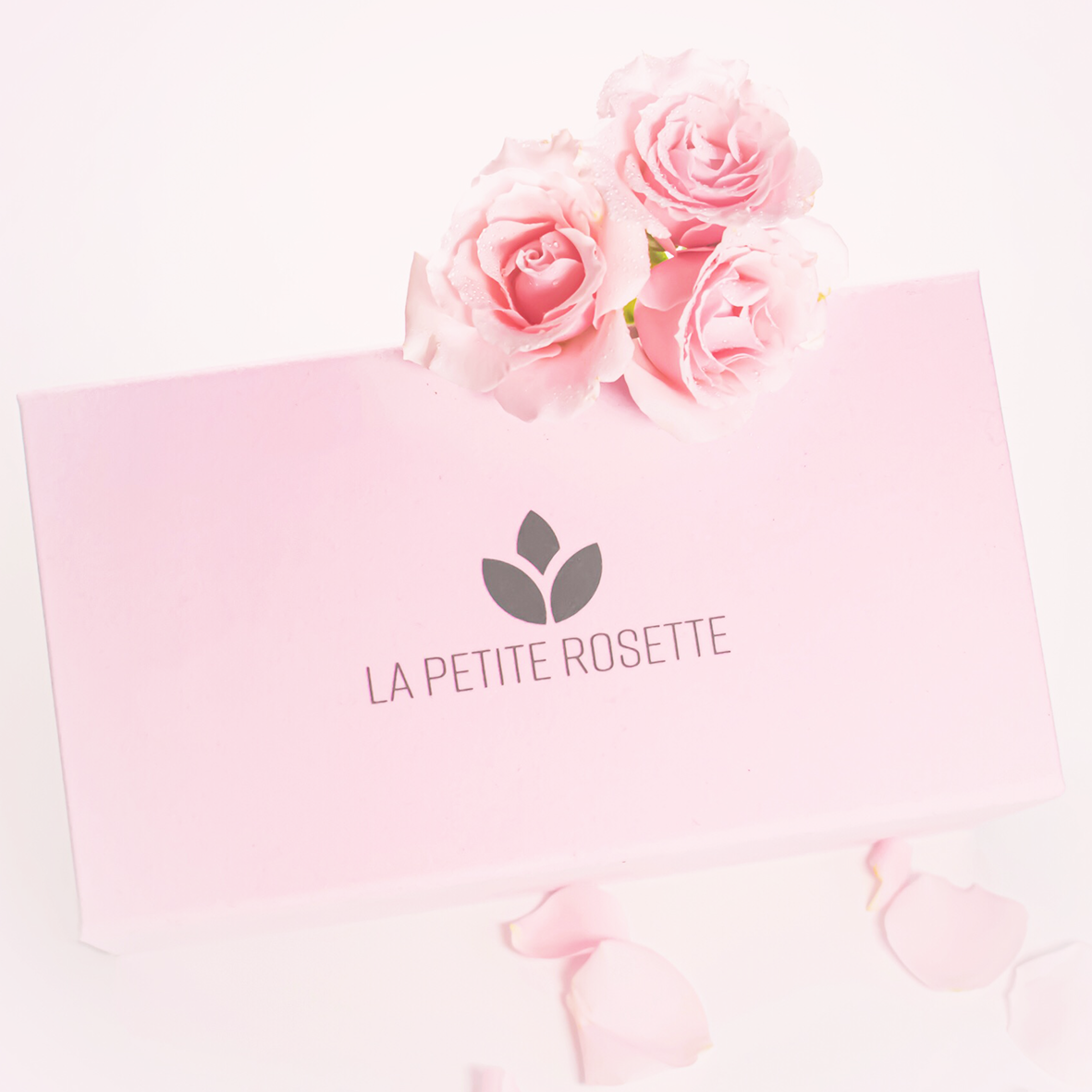 rose serum for eyes gift box