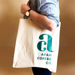 AC Tote Bag & Coffee Gift Set