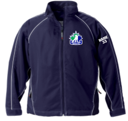 VALLEY EAST RINGETTE 2 PIECE WARM UP SUIT