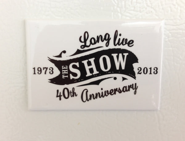 TFF 40 Anniversary Magnet