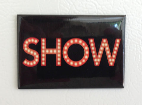TFF 40 Anniversary SHOW Magnet