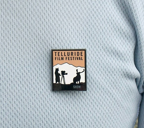 TFF 39 Poster Art Lapel Pin