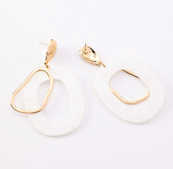 MACAROON EARRINGS - Anna Philip