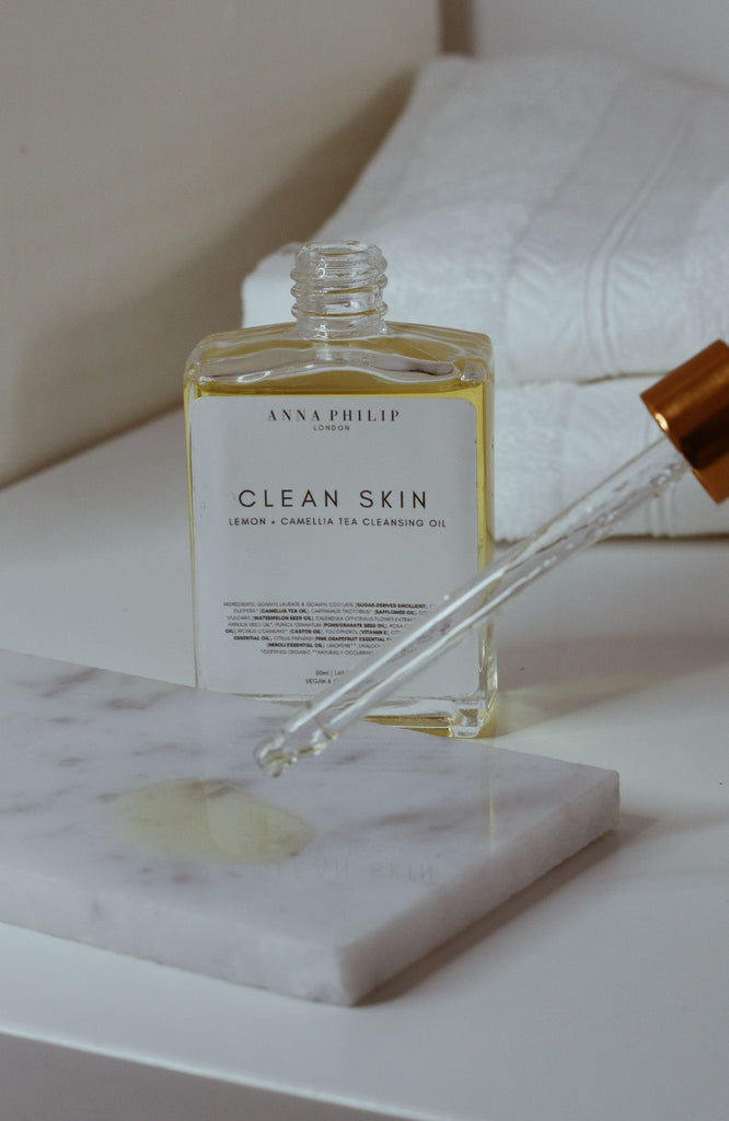 CLEAN SKIN - CLEANSING OIL DROPS