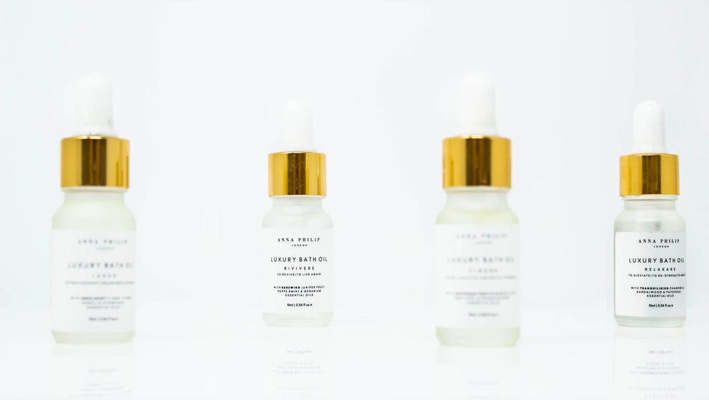 LUXURY BATH OIL - DUO - Anna Philip