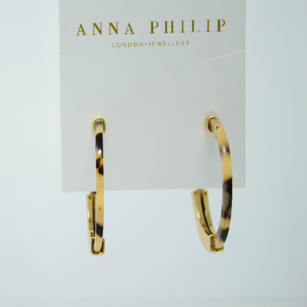 LEOPARD EARRINGS - Anna Philip