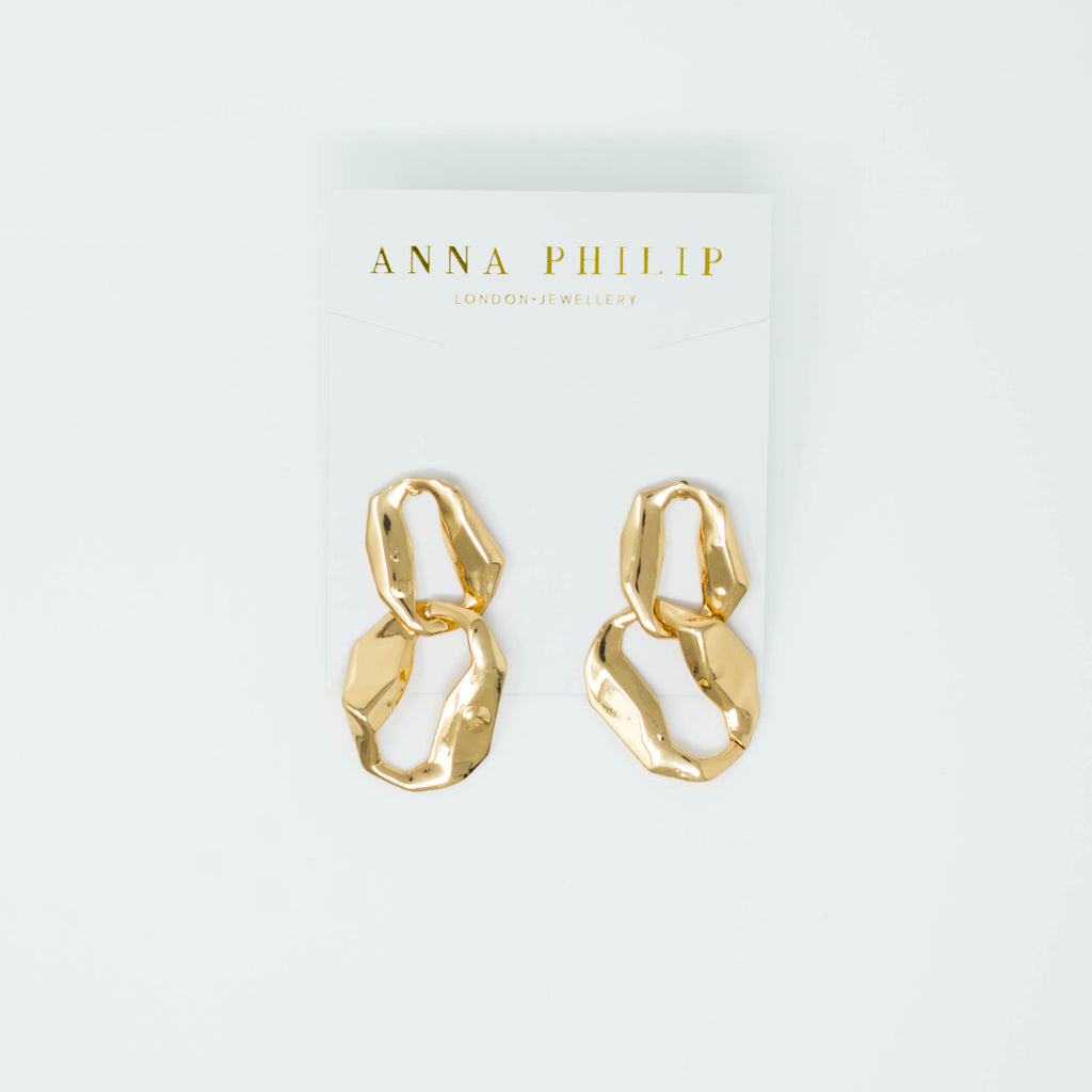 LYNC EARRINGS - Anna Philip