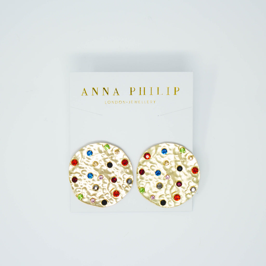 OORUN EARRINGS - Anna Philip