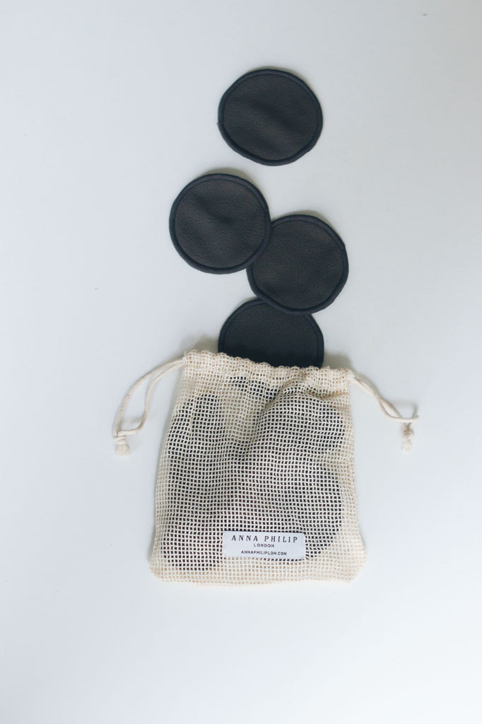 REVIVE CLEANSING PADS - SOFT BLACK
