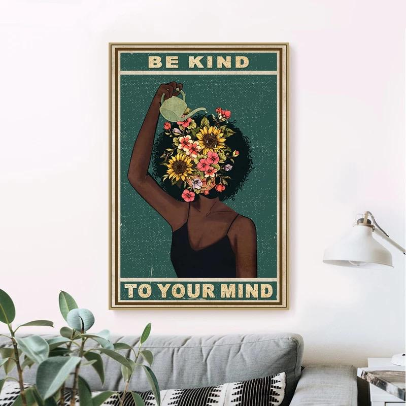Canvas Print - Be Kind (Large)
