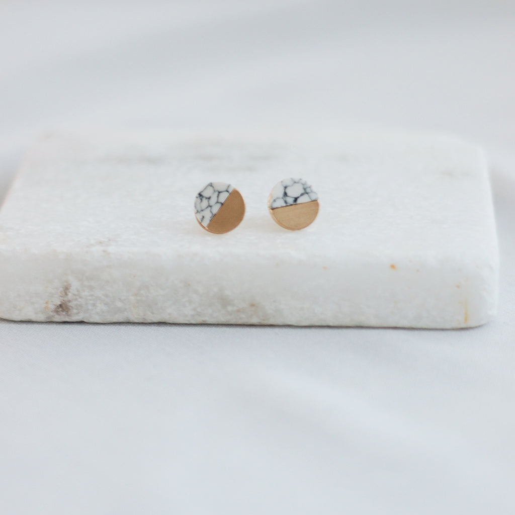 ZORA EARRINGS - DAPPLED
