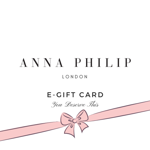 Anna Philip London - Gift Card