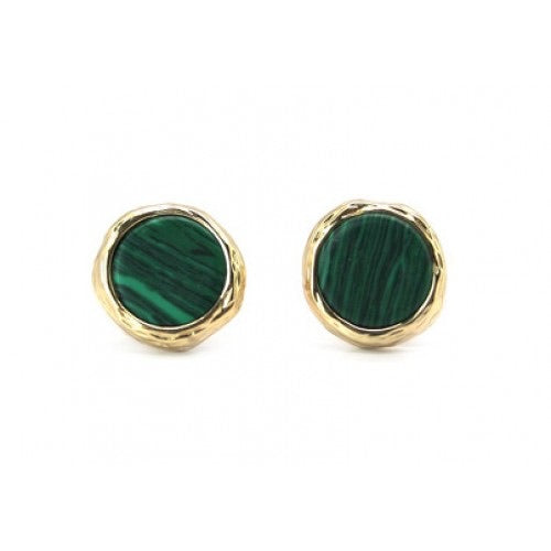ANYA EARRINGS - EMERALD