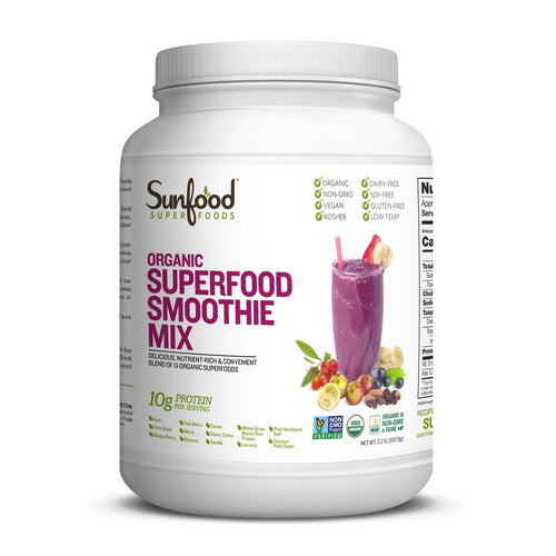 Superfood Smoothie Mix 2.2lb - Oro Organic