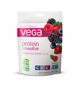 VEGA Plant based Protein 9.2oz Berry and Chocolate - Oro Organic