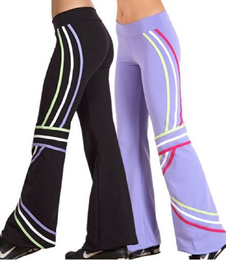 Margarita Activewear 1004 Three Stripe Pant