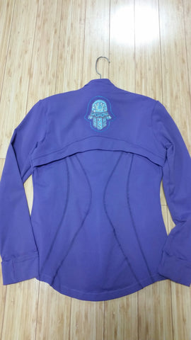 Margarita Activewear 1241 Hamsa Running Jacket