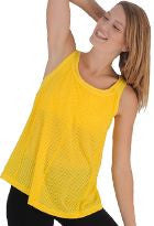 Margarita Activewear 1285 Layer Mesh Tank