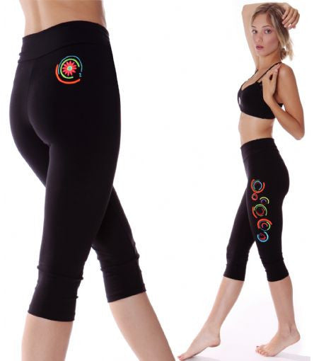 Margarita Activewear 1298T Neon Circle Tight