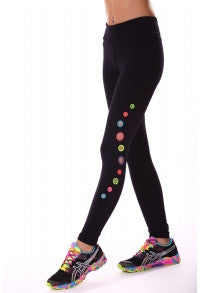 Margarita Activewear 13015TP Bubble Legging