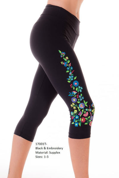 Margarita Activewear 17001T Fresh Garden Tight
