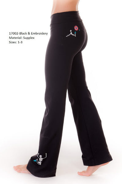 Margarita Activewear 17002 Skeleton Pant