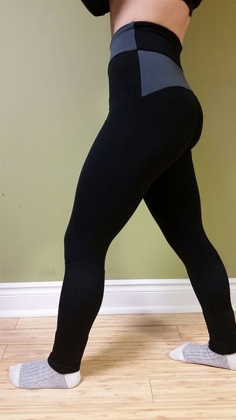 Margarita Activewear 17005TP Peek Mesh Leggings