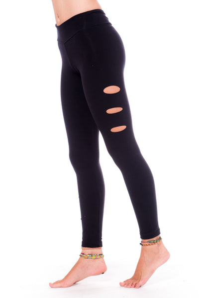 Margarita Activewear 17020TP Slit Legging