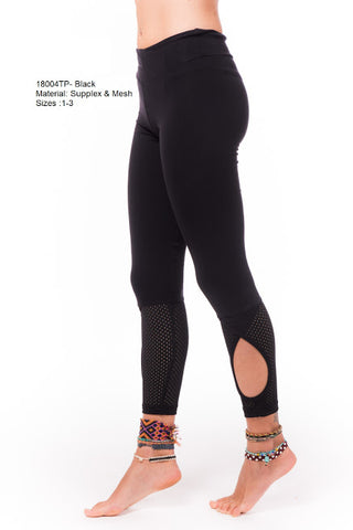 Margarita Activewear 18004TP Tear Drop Legging