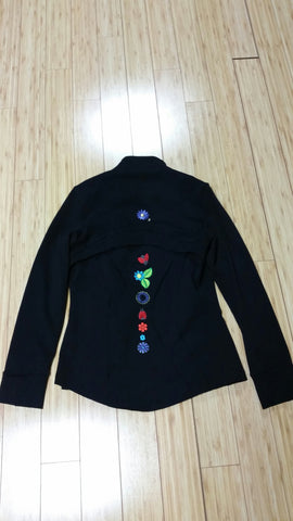 Margarita Activewear 1241 Lady Bug  Running Jacket