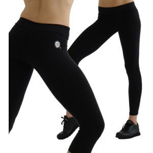Margarita Activewear 302TP Flower Legging