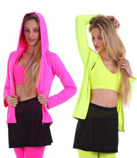 Margarita Activewear 4540 Light Mesh Jacket