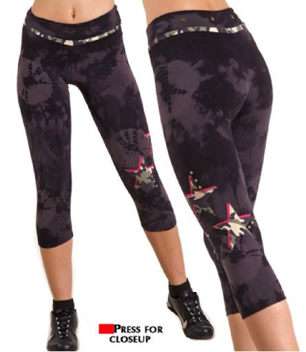 Margarita Activewear 51064T Batik Star Tights