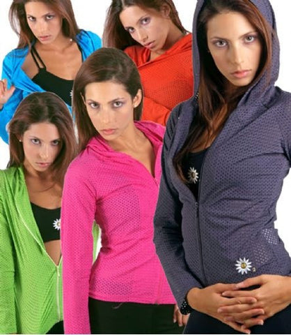 Margarita Activewear 540 Mesh Jacket