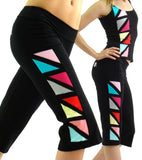 Margarita Activewear 607L Triangle Capri