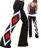 Margarita Activewear 910 Diamond Mesh Pant