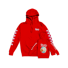 Load image into Gallery viewer, Red Monty's Hoodie