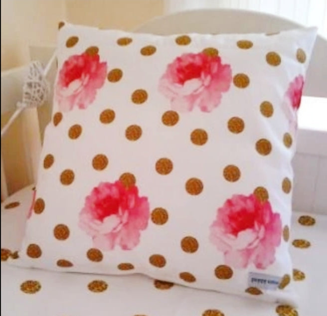 Cushion Cover - Peonies