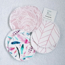 Load image into Gallery viewer, Reusable Nursing Pads ~ 3 pairs ~ Mystery Set