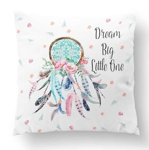 Dream Catcher Dream Big Little One Cushion Cover