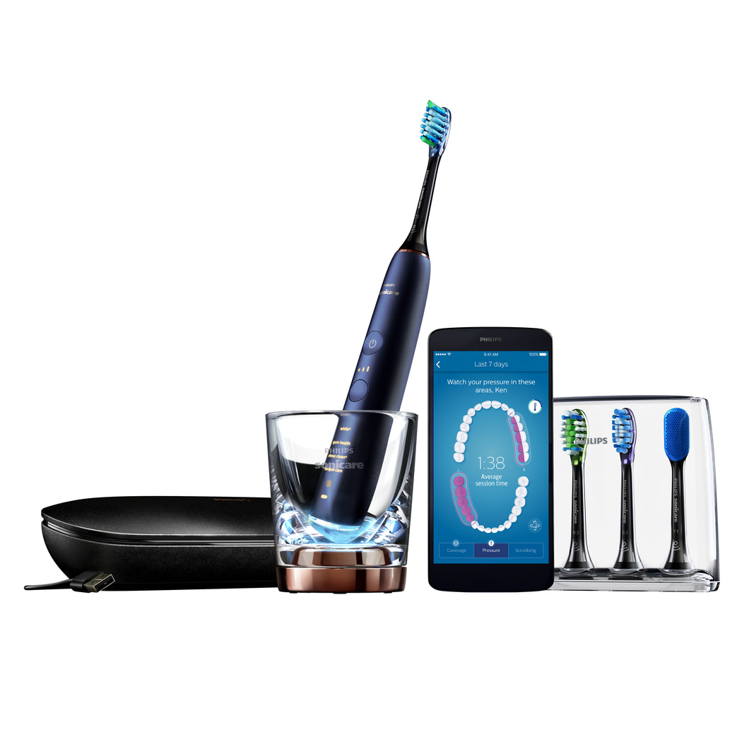 Philips Sonicare DiamondClean Smart Luna Blue