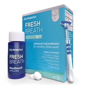 BLIS Fresh Breath Kit