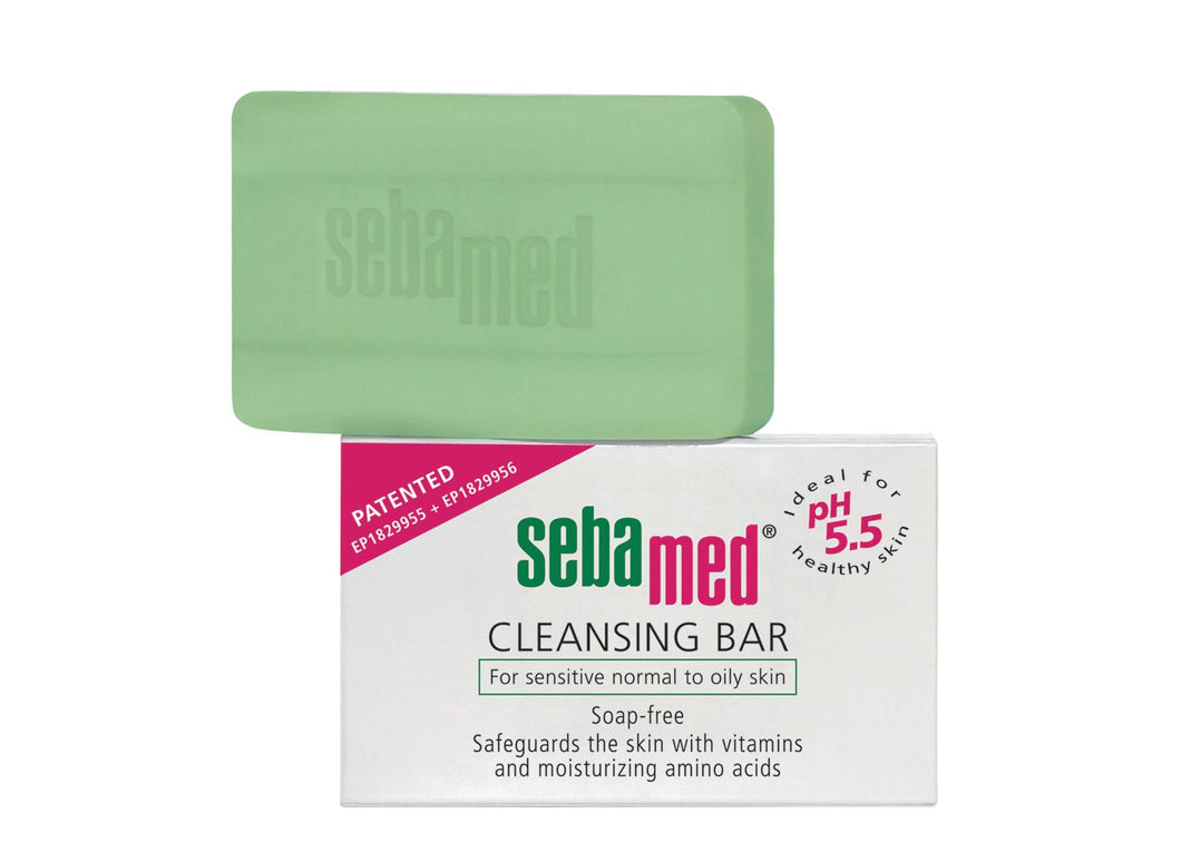 Sebamed Cleansing Bar 100g