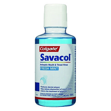 Colgate Savacol Freshmint 300ml Mouth Rinse
